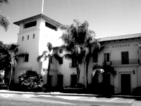 Santa Barbara News Press Building